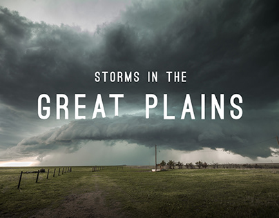 Storms in the Great Plains