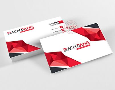 Name Card - Azco