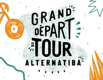 Grand Départ du Tour Alternatiba
