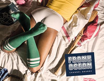 Frank Ocean ~ Album Cover