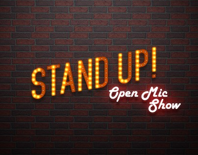 Stand Up Comedy Show Pack
