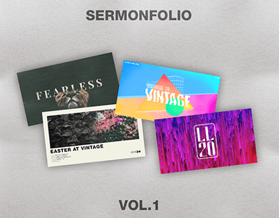 SERMONFOLIO.VOL.01