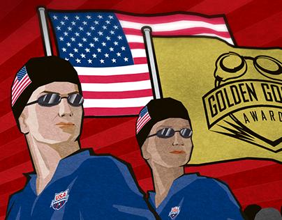 Golden Goggle Awards Identity