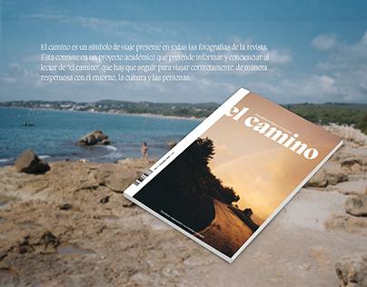 el camino | revista sobre turismo sostenible