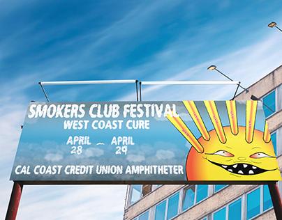 Smokers Club Marketing Concept ( 2019 )
