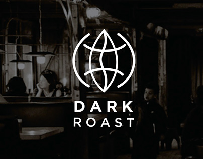 Dark Roast - Branding