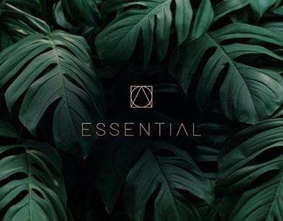 - Essential - Brand Identity