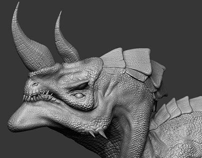 Dinosaur concept N.o.2