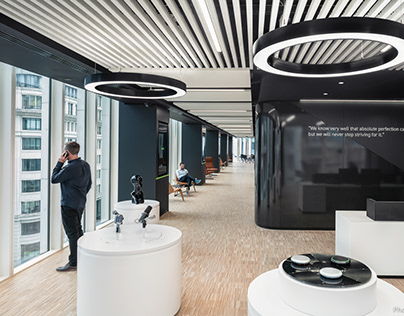 Rose SHURE Experience Center / Perkins&Will