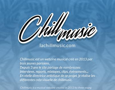 Chillmusic - website