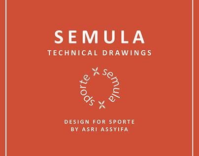 """SEMULA"" Fashion Flats - Modest Muslim Sportswear"