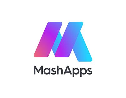 MashApp Logo Concepts