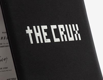 The CRUX 品牌識別