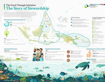 The Coral Triangle Initiative: The Story of Stewardship