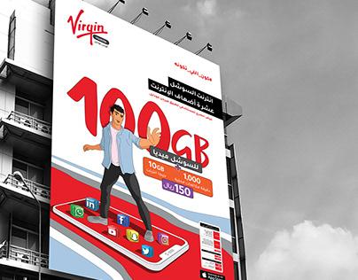 10x Social Media Virgin Mobile