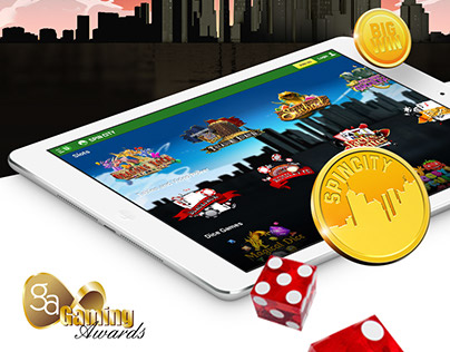 Unibet Spin City Casino for IOS & Android