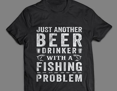Beer Funny T-Shirt Design