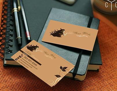 Identity Design (Logo & Business Card)