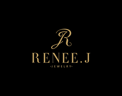 RENEE.J- Logo Design
