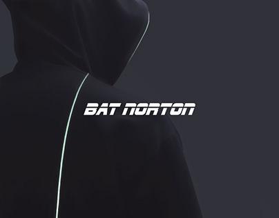 Bat Norton website concept