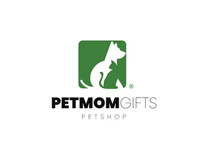 Pet Mom Gifts - Logo Design