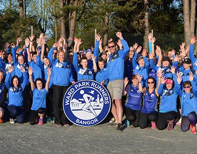 Ward Park Runners - Brand Design