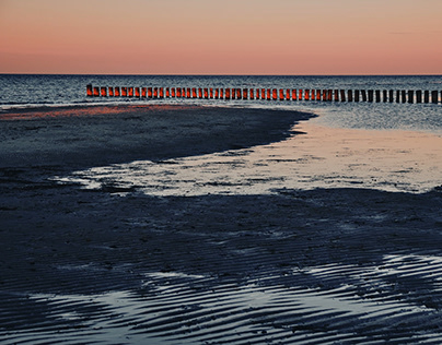 Winter Mood at the Baltic Sea