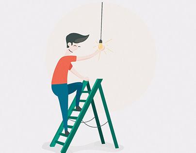 Web Illustrations Services
