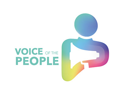 Voice Of The People - Logo Design