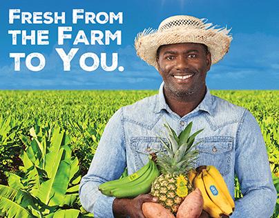 JP Farms Retail Posters