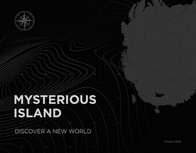 Mysterious Island Website
