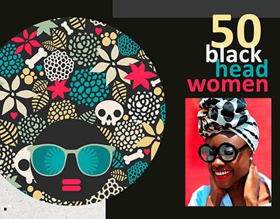 50 BHW prints