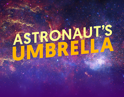 Astronaut's Umbrella - Gifts out of this World!