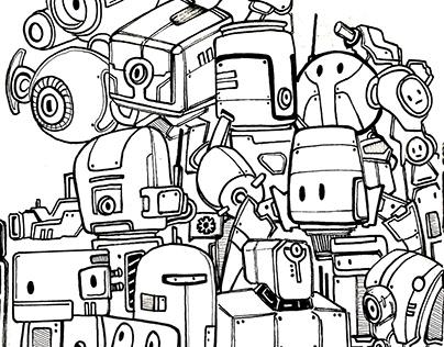 Machine Invader