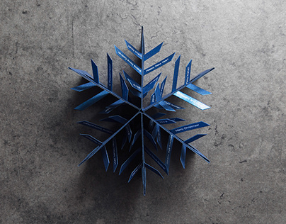 Omnicomm Christmas card 2018