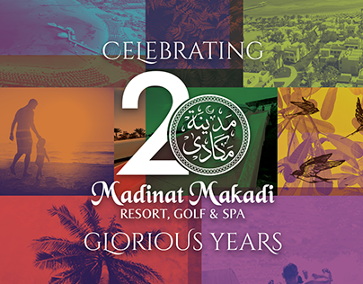 Madinat Makadi celebrating 20 years post