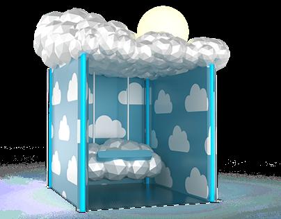 CIBC Cloud Lounge