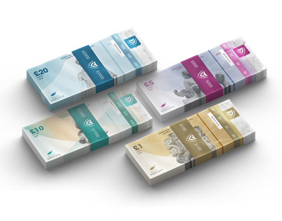 Currency/Banknotes Design Concept