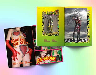 »King Kong Magazine« Vol. 3