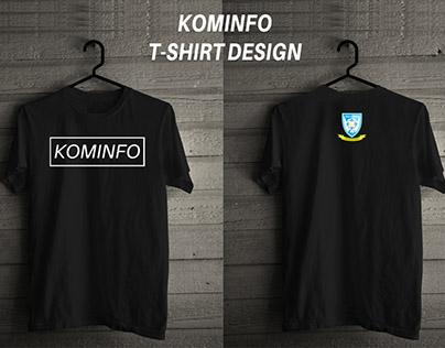 Kominfo T-Shirt