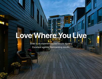 Brokr. Real Estate Agency