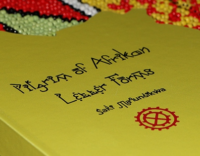 Pilgrim of African Letter Forms - Publication Design