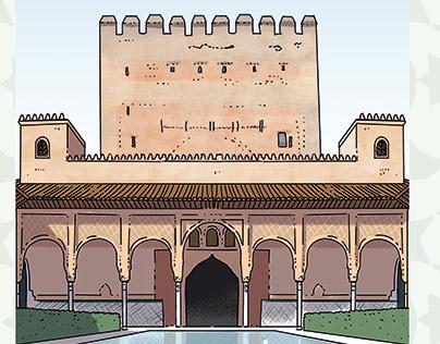 Guía Alhambra de Granada