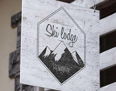 Branding for Ski Lodge Hemavan