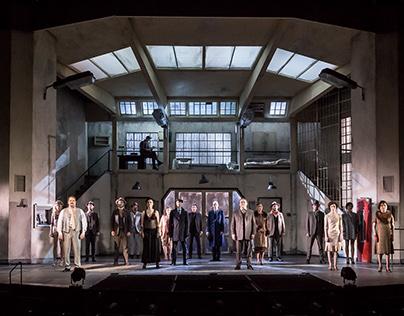 Brecht: The Threepenny Opera