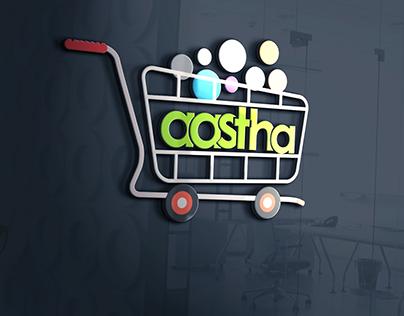 e-commerce site logo.