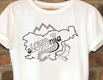 2015 | Slovenija – T-shirt