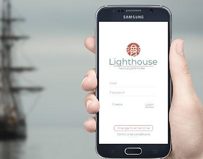 LIGHTHOUSE: Nautical job´s finder
