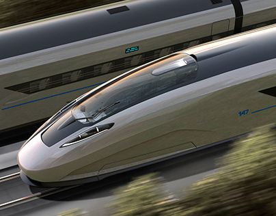 DRAKON High Speed Train