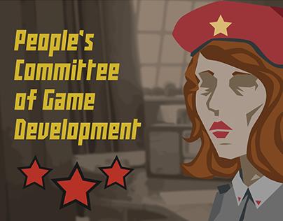 People's Committee of Game Development//gameJam
